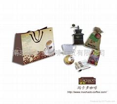 玛卡多咖啡轻便随心礼盒