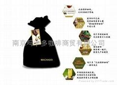 巴西原装进口咖啡豆