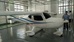 武汉飞机模型汽车模型造型手板快速样件