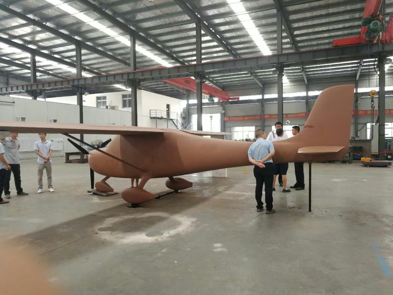 武汉飞机模型汽车模型造型手板快速样件 2