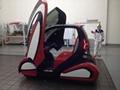 武汉飞机模型汽车模型造型手板快速样件 5