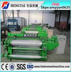 Full automatic welded wire mesh machine in rolls 16 years factory