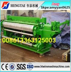 鐵絲網焊接設備 圈玉米網排焊機 全自動電焊網機器