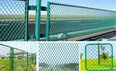 勾花型护栏网