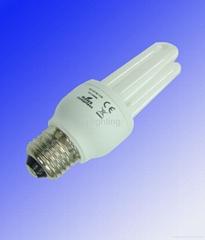 2U solar cfl light bulb