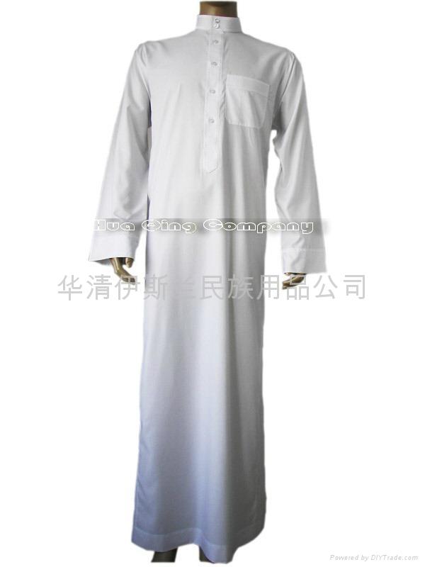 阿拉伯长袍 Arabic robe 4