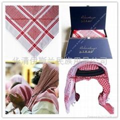 阿拉伯全棉頭巾
