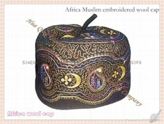 Africa Muslim embroidere