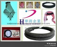 阿拉伯羊毛頭箍 Arabian wool head hoop