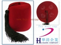菲斯羊毛帽 Fez wool