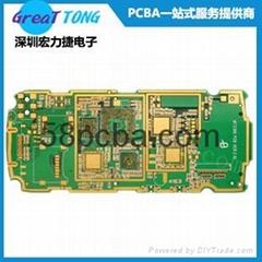 Printed Circuit Board - PCBs in 24 Hours