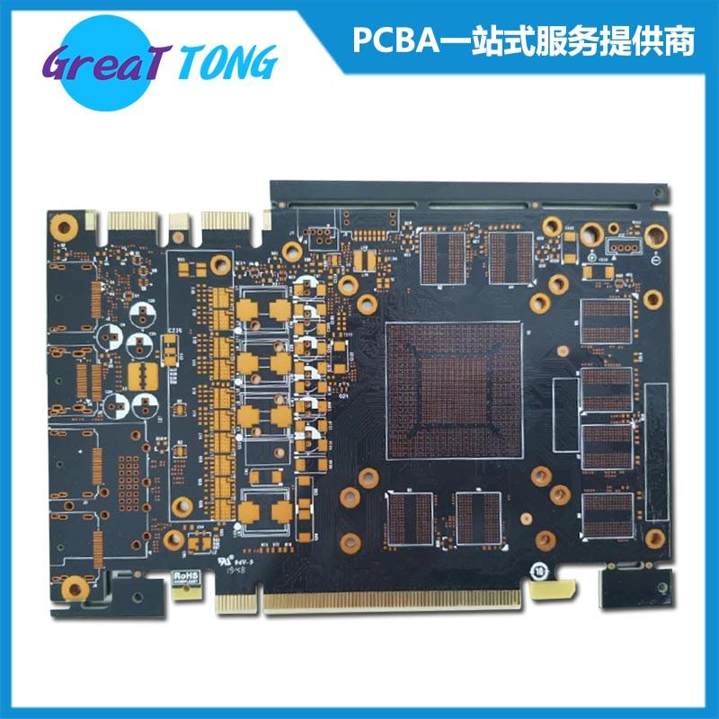 Advertising Equipment Printed Circuit Board Manufacturing with ENIG Surface 2
