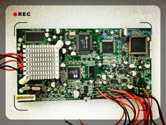 Advertising Equipment Printed Circuit Board Manufacturing with ENIG Surface