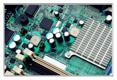 Apparel And Textile Machinery Multilayer Circuit Board Assembly Electronics