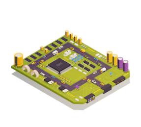 Power Mixer Machine Circuit Board Assembly Manufacturer OEM PCBA 3