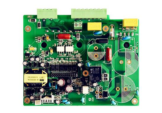 Engraving Machine Control Board Prototype PCBA and Manufacture 3