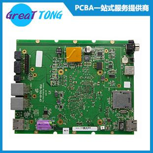 Heavy Duty Marine Sand Suction Pump Multilayer Assembled PCB Fabrication 2