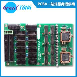 RFID Fuel Dispenser Grande PCB Prototyping Assembly Service - Turnkey Solutions 2