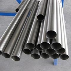 seamless titanium tube