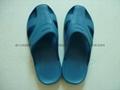 防靜電護趾SPU拖鞋