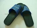 防靜電PVC拖鞋