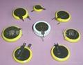 遥控器防盗器电池3V锂锰电池C