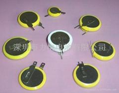 遙控器防盜器電池3V鋰錳電池CR2016紐扣電池