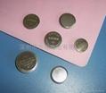 3v锂锰电池CR2430纽扣电池 2