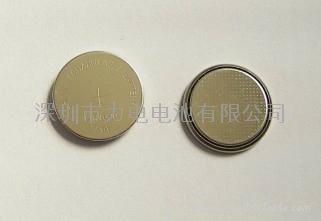 锂离子充电电池LIR1220纽扣电池 3