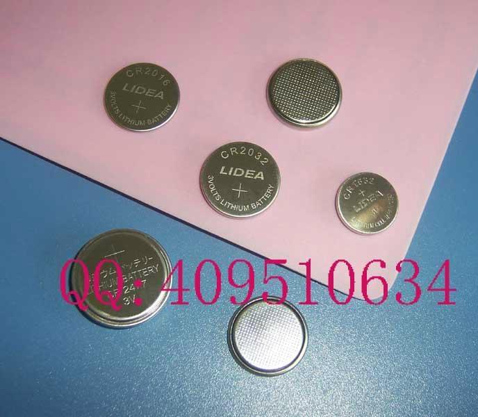 遥控器防盗器报警器用3V纽扣电池CR2025 3