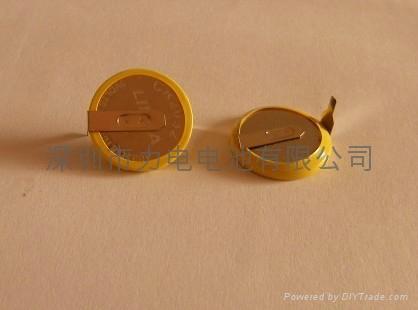 无线蓝牙智能手环电池CR2032纽扣电池 4