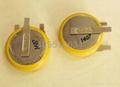 电子标签电池3V锂锰钮扣电池CR2430锂电池 2