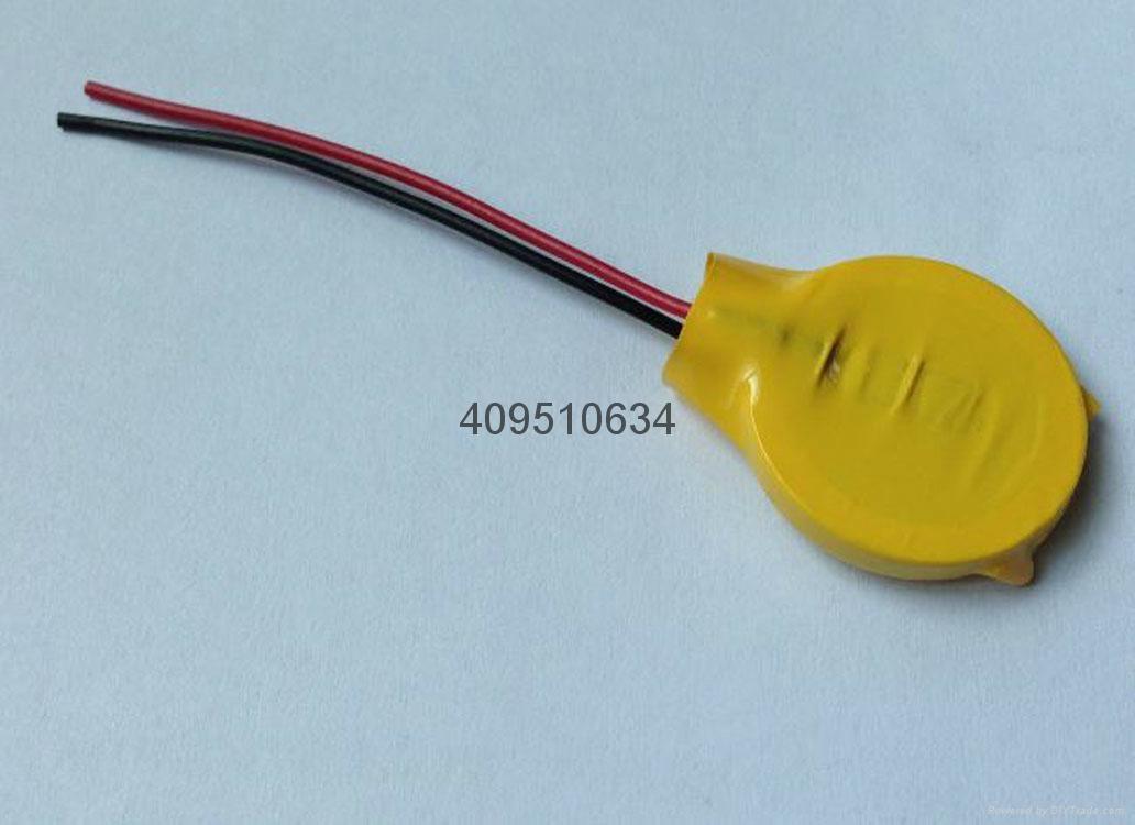 遥控器防盗器电池3V锂锰电池CR2016纽扣电池 4