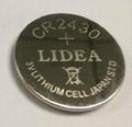 3v锂锰电池CR2430纽扣电