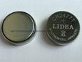 安防控制板3V锂电池CR2477T纽扣电池LITHIUM CELL 5