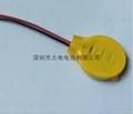 3.6V可充蓝牙耳机电池LIR2450纽扣电池 4