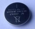 3v锂锰纽扣电池LITHIUM BATTERY CR1632 2