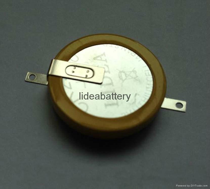 3V锂锰电池CR2450纽扣电池 1