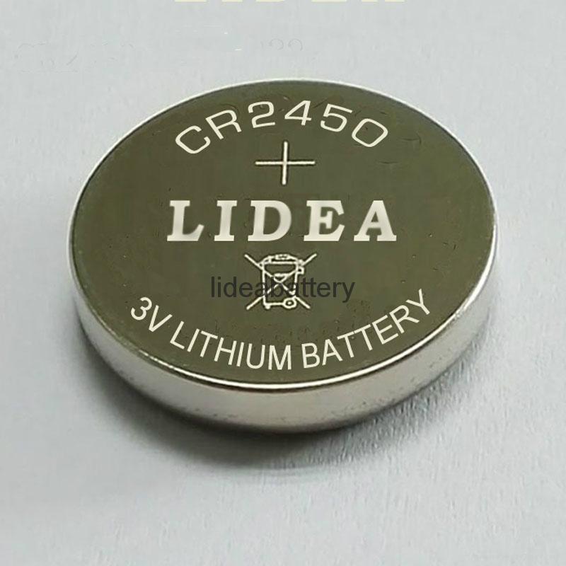 3V锂锰电池CR2450纽扣电池 4