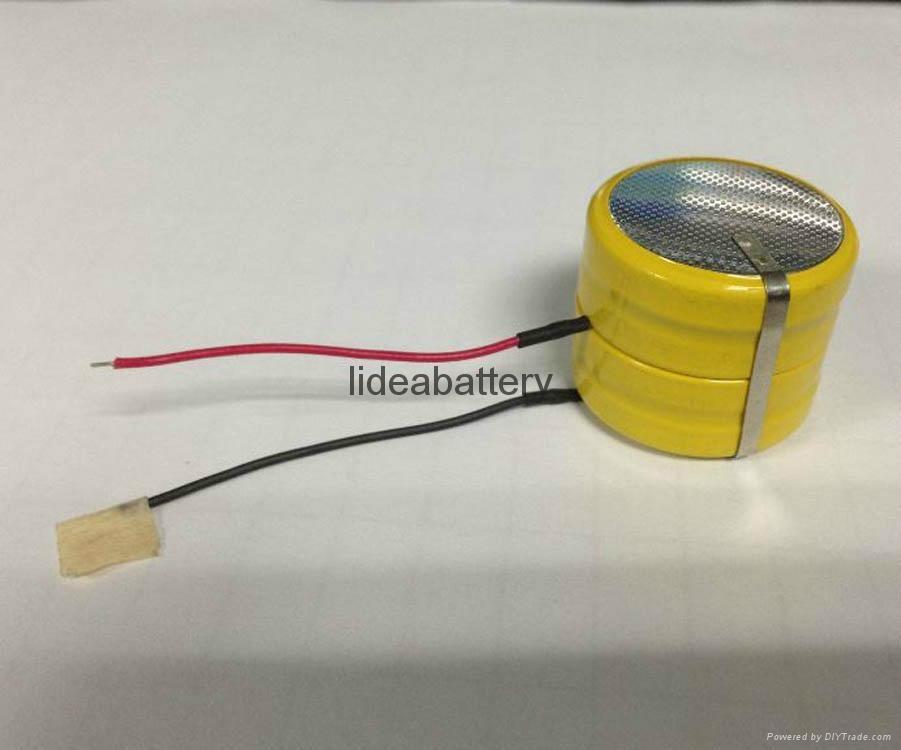 3V锂锰电池CR2450纽扣电池 5