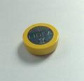 3.6V可充电锂离子扣式电池LIR1654纽扣电池 3