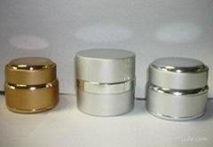 Aluminium Cream Jar