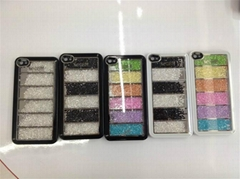 For iphone battery cover (with swaroksi crystal)
