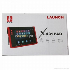 launch x431 pad diagnostic tool CIS version