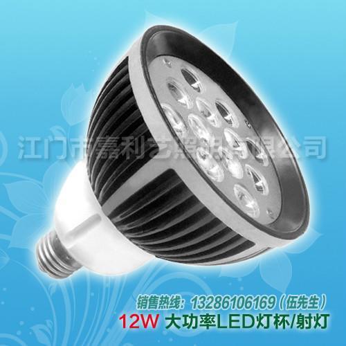 高亮度LED射燈12W 1