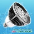 高亮度LED射燈12W