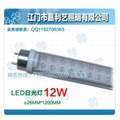 高品质12W LED日光灯管
