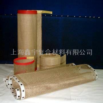 耐酸碱高温输送带 3