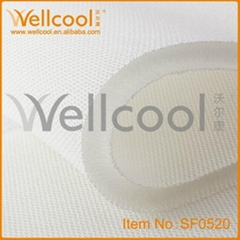 wasshable and dry easily mesh fabric with quality