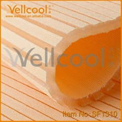 fashionable and cheap warp knitting 3d mesh fabric with top quality